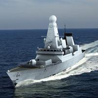 Type 45 - Daring Class