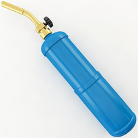 propane torch 3d model
