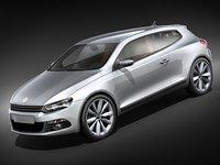 Volkswagen Scirocco midpoly