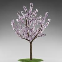 grass tree 3d model