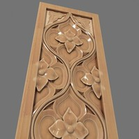 Wooden tracery #1