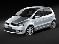 Volkswagen Fox 2010-2012