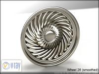 Wheel 26