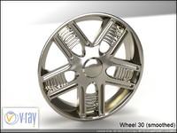Wheel 30