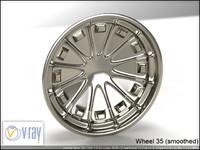 Wheel 35
