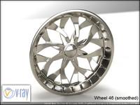 Wheel 46