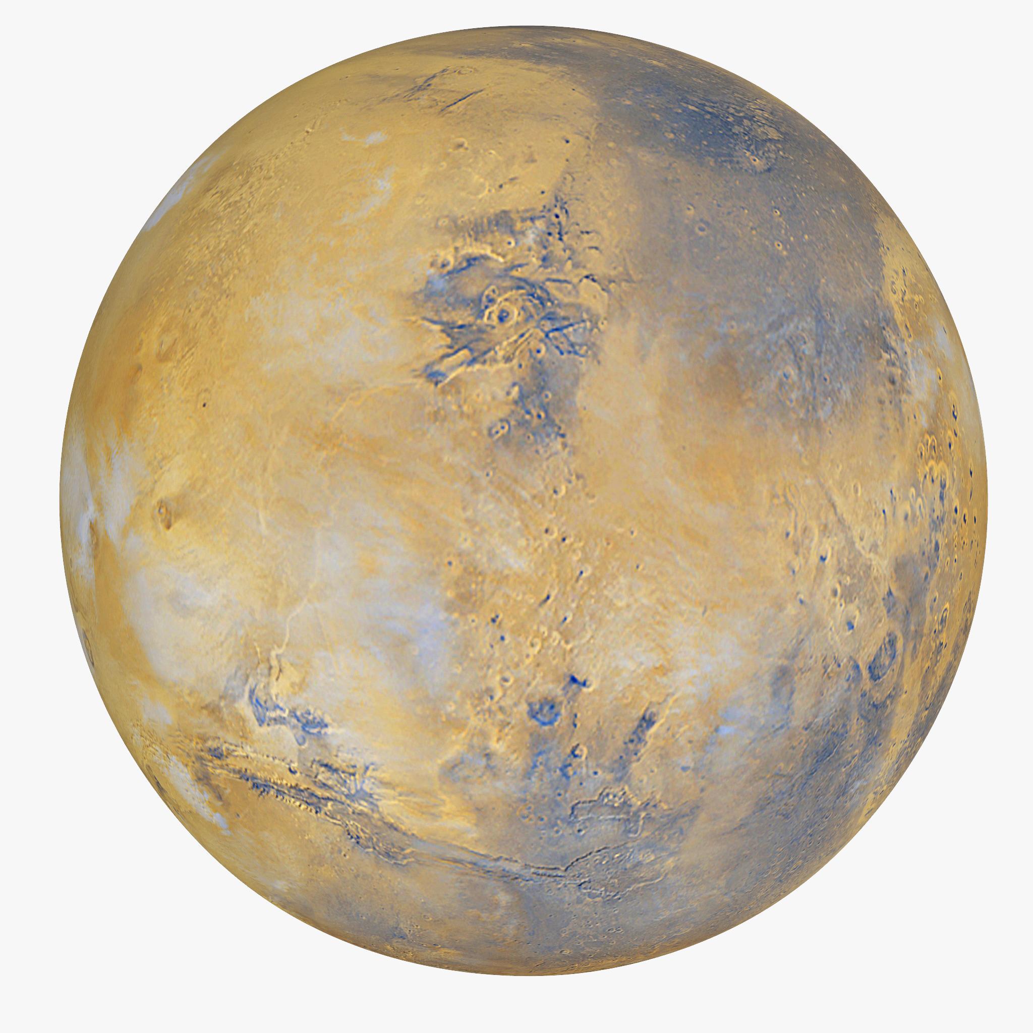 model of planet mars - photo #23
