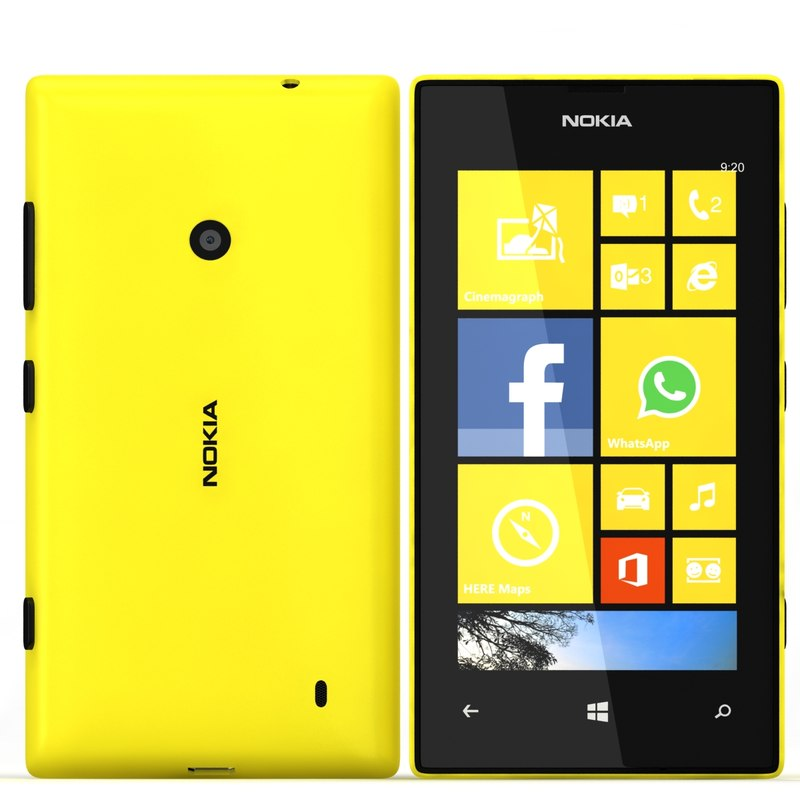 Nokia Lumia 520 Yellow_Camera001_Thumbnail_1.JPG