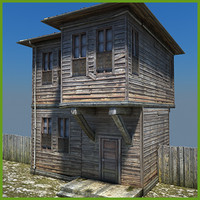 Wooden House #2
