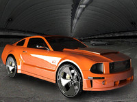 Sports stang