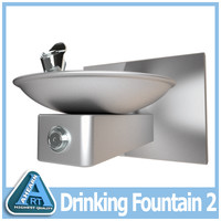 Drinking Fountain II