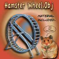 HamsterWheel.obj