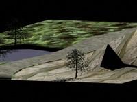 scene natural 3d model