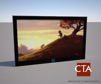 Flat Panel_Plasma TV