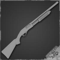 870 Shotgun