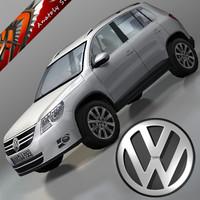 Volkswagen Car Tiguan