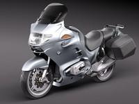 bmw r 1150 rt 3d model