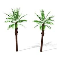 palm 3d model