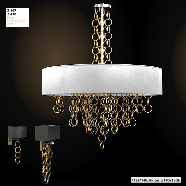 sigma elle due 7128 ceiling lamp chandelier sconce wall art deco modern contemporary.jpg