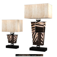 sigma elle due table lamp  cl 1692 1693 art deco modern contemporary