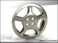 Wheel 22