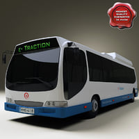 Bus E-traction V2