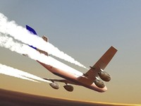 747 engines 3d model