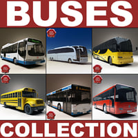 Buses Collection V2