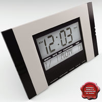Digital clock V2