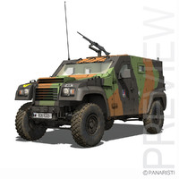 - armoured army pvp 3d model