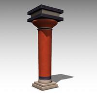 Minoan Column (variant B)