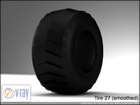 tire 27 (tractor 4)