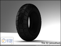 tire 32 (motorcycle 6)