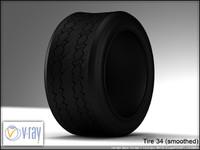Tire 34