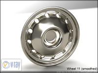 Wheel 11