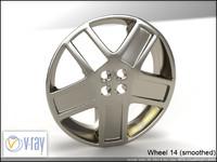 Wheel 14