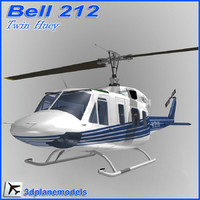 Bell 212  Boundary Layer Research