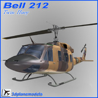 Bell 212 Iran Air Force
