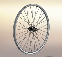 Mountain Bike Wheel Rear