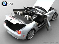 bmw z4 hidetail 2002