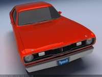 Plymouth Duster 70-71