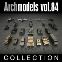 Archmodels vol. 84