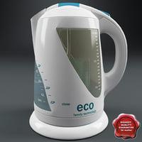 kettle v4 3d model