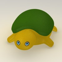 bath toy 3d model