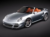 Porsche 911 Turbo Convertible