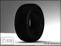 Tire 42