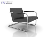 verdesign elle armchair 3d model