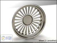 Wheel 21