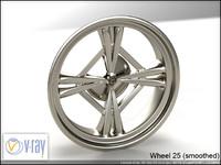 Wheel 25