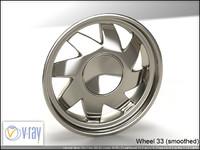 Wheel 33